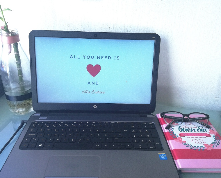 All you need is love and Ars Eroticas