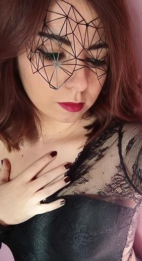 Máscara Kristine de Bijoux Indiscrets