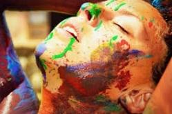 Resiliencia Cromatica.Pintando el alma