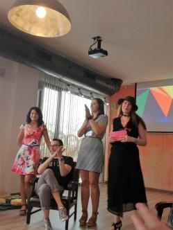 Valérie Tasso invitada de honor
