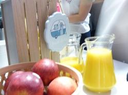 Desayuno para coger fuerzas