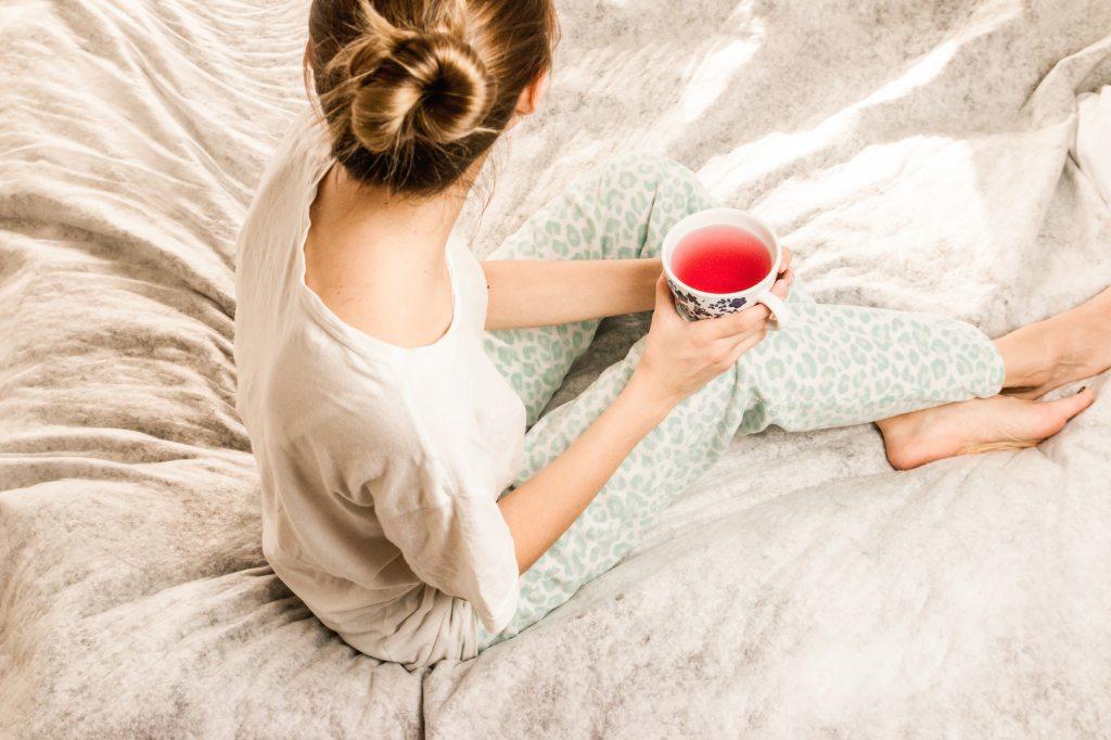 Relax tea for menstrual pain